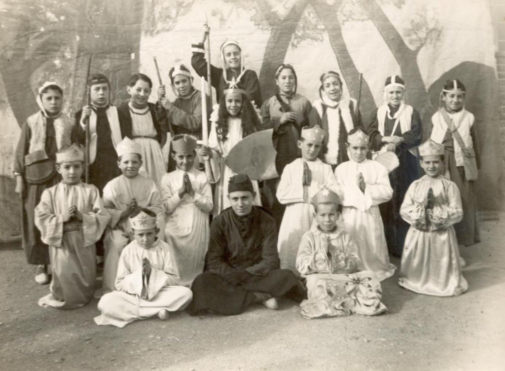 Associació d'Antics Alumnes i gestió d'actes culturals