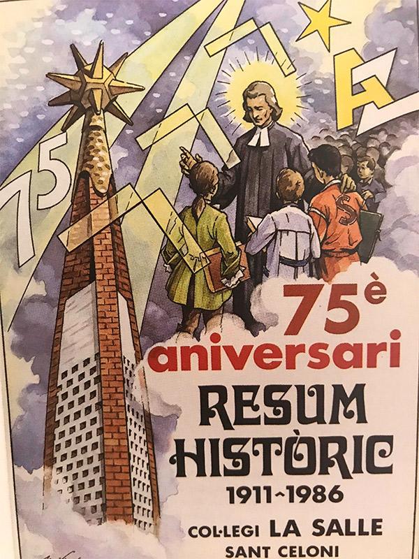 Celebració del 75è aniversari